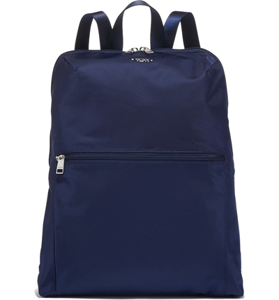 Voyageur - Just in Case®Nylon Travel Backpack | 40plusstyle.com