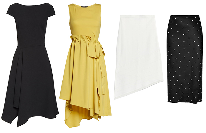 Dresses and skirts for the eurochic style personality | 40plusstyle.com