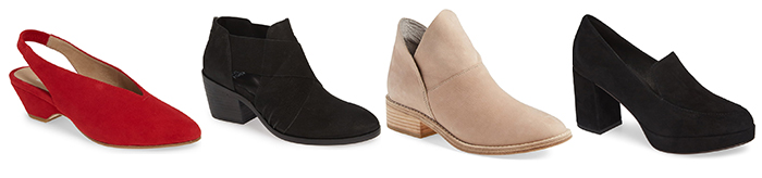Shoes from Eileen Fisher | 40plusstyle.com
