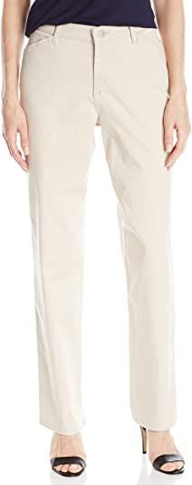 LEE straight leg pants   40plusstyle.com