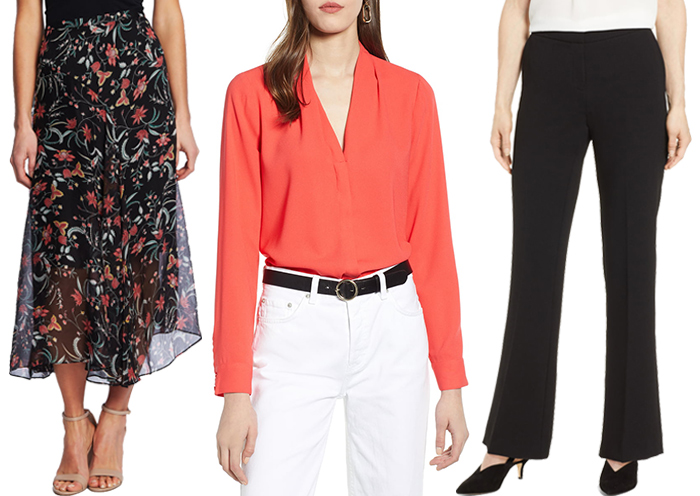 Nordstrom pieces for women over 40 | 40plusstyle.com