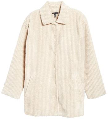 classic collar coat | 40plusstyle.com