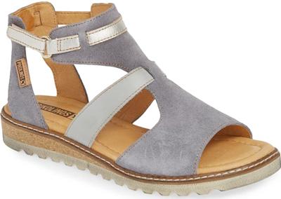 Pikolinos sandal | 40plusstyle.com