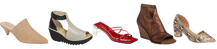 shoes for the architectural style personality | 40plusstyle.com