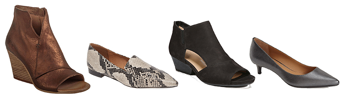 Shoes for the eurochic style personality | 40plusstyle.com