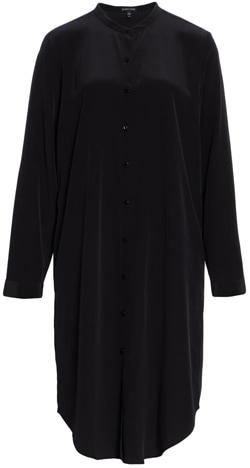 silk tunic shirt | 40plusstyle.com