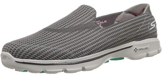 Skechers slip-on | 40plusstyle.com