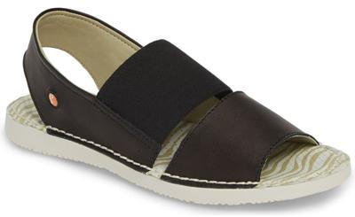 Softinos slingback sandal | 40plusstyle.com