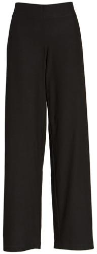 straight leg crepe pants | 40plusstyle.com