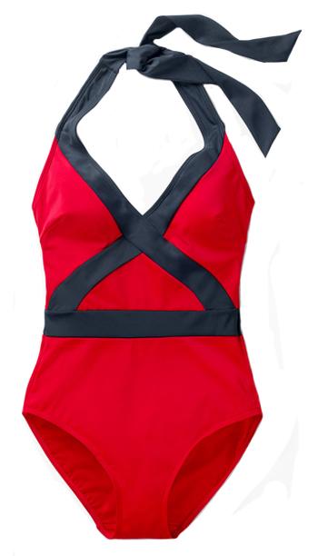 Boden Kefalonia swimsuit| 40plusstyle.com
