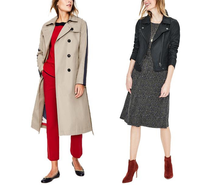 Boden coats | 40plusstyle.com