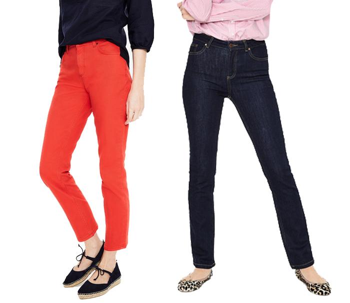 Boden jeans | 40plusstyle.com