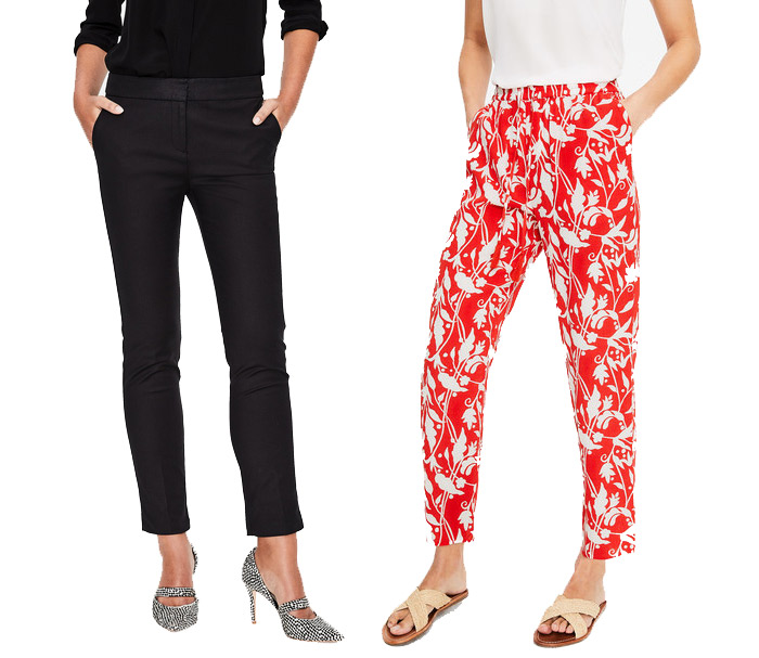 Boden trousers | 40plusstyle.com