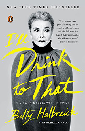 I'll Drink to That: A Life in Style, with a Twist   40plusstyle.com