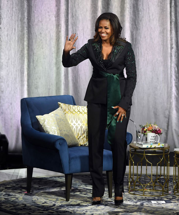 How To Dress Like Michelle Obama