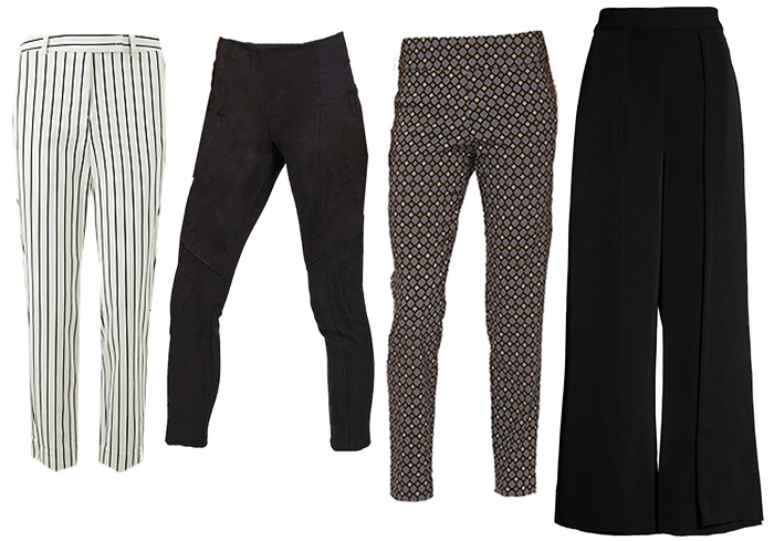 pants for the architectural style personality | 40plusstyle.com