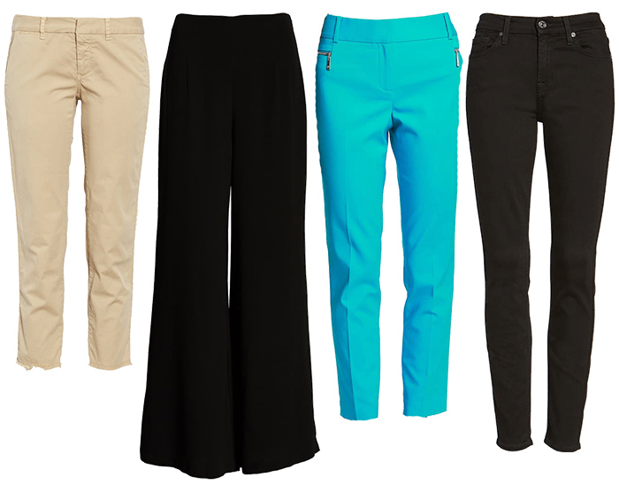 Michelle Obama inspired pants| 40plusstyle.com
