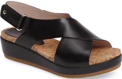 Pikolinos Mykonos platform sandal   40plusstyle.com