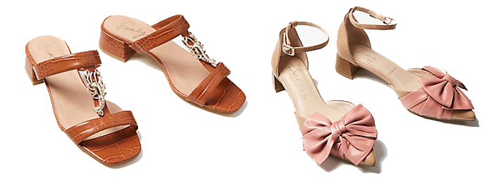 Marks and Spencer shoes | 40plusstyle.com