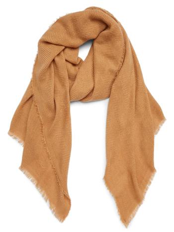 blanket scarf | 40plusstyle.com