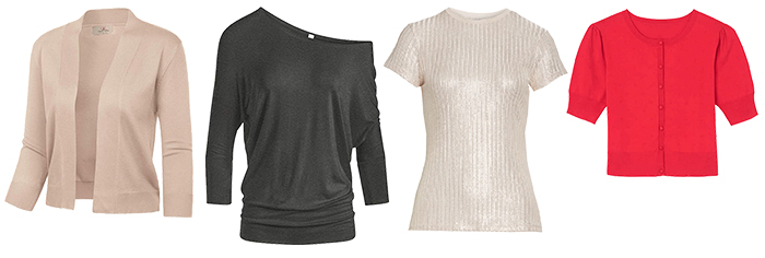 Michelle Obama inspired cardigans and sweaters | 40plusstyle.com
