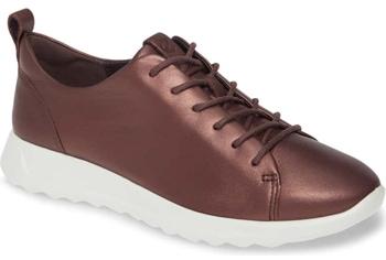 ECCO running shoe | 40plusstyle.com