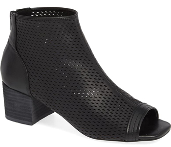 Kelsi Dagger Brooklyn peep toe bootie from the Nordstrom Anniversary Sale | 40plusstyle.com