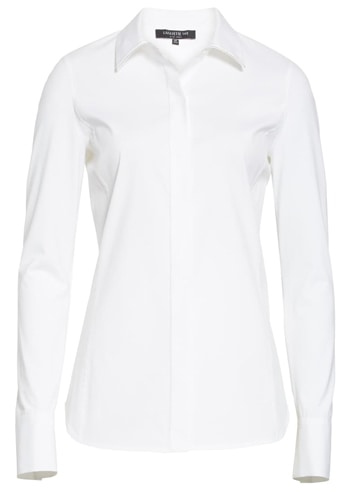 White work shirt | 40plusstyle.com