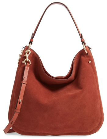Rebecca Minkoff hobo bag from the Nordstrom Anniversary Sale | 40plusstyle.com