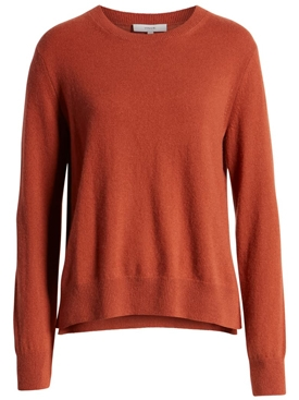 Vince cashmere sweater from the Nordstrom Anniversary Sale | 40plusstyle.com