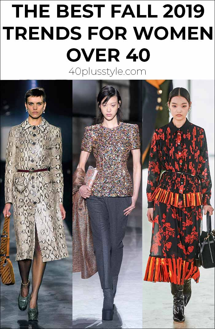 The best trends for women over 40 this fall   40plusstyle.com