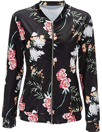 bomber jacket | 40plusstyle.com