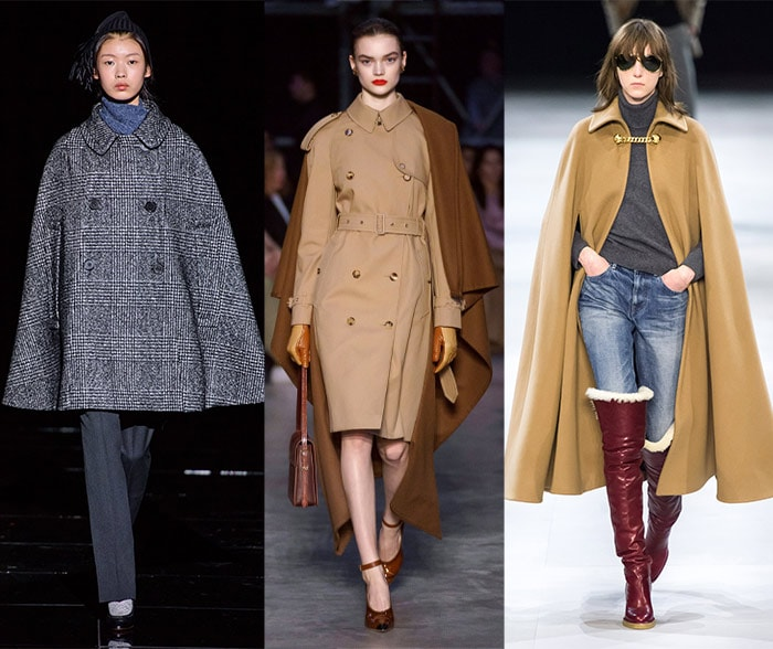 capes in the fall 2019 trends   40plusstyle.com