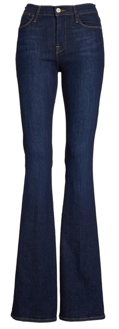 Frame 'Le High Flare' jeans from the Nordstrom Anniversary Sale | 40plusstyle.com