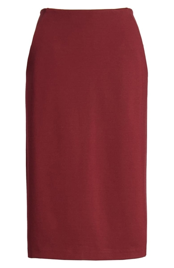 best skirt for the hourglass body shape | 40plusstyle.com