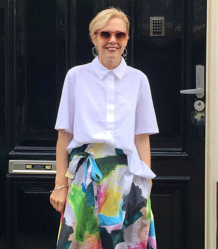 How to wear a white shirt - why the white blouse is a wardrobe ...