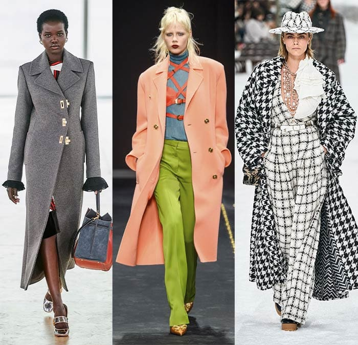 Long coats in the fall 2019 trends | 40plusstyle.com