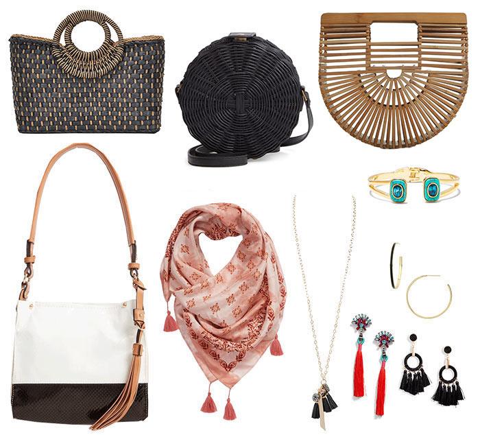 Maxi dresses accessories | 40plusstyle.com