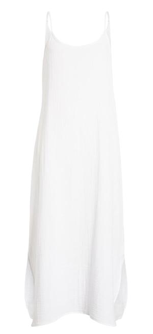 petite maxi dress | 40plusstyle.com