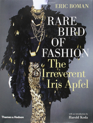 Rare Bird of Fashion: The Irreverent Iris Apfel  40plusstyle.com