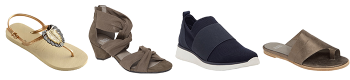Shoes to wear in Singapore | 40plusstyle.com