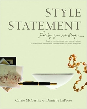 Style Statement, Live by Your Own Design | 40plusstyle.com