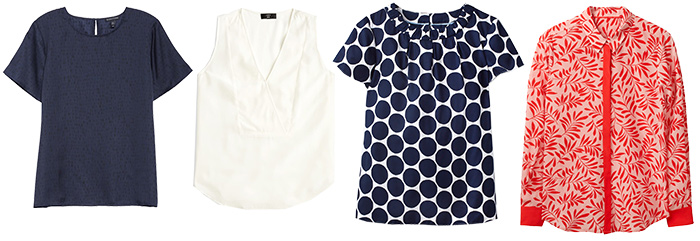 Tops to wear in Singapore | 40plusstyle.com