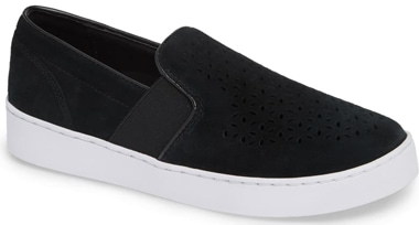 Vionic 'Kani' perforated slip-on sneaker