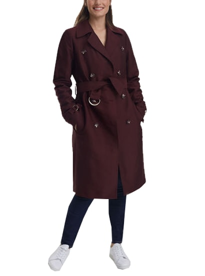 coats for tall women | 40plusstyle.com