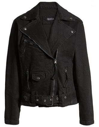 black denim jacket   40plusstyle.com