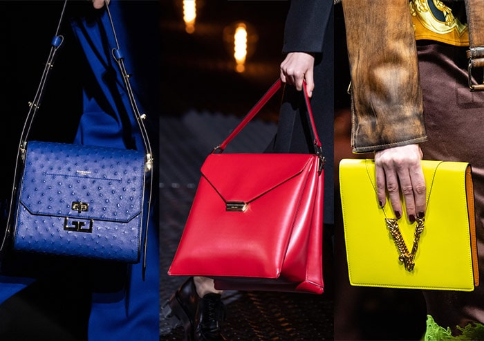 Bright colored bags | 40plusstyle.com