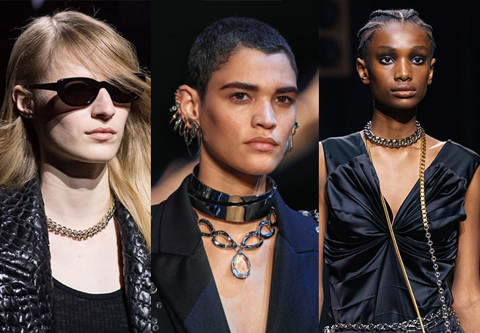 Chain necklaces   40plusstyle.com