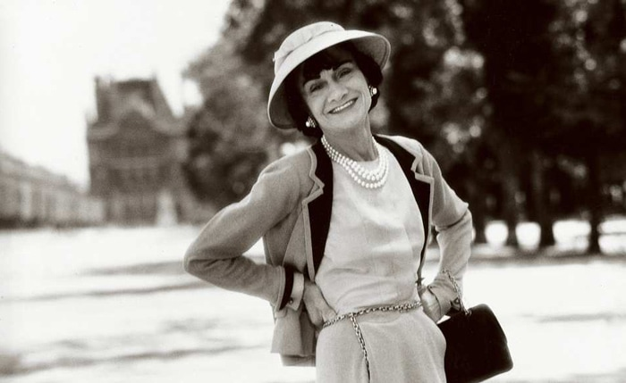 Coco Chanel on accessorizing   40plusstyle.com