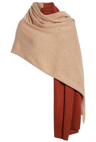 cashmere wrap | 40plusstyle.com